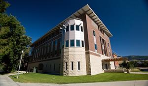 Don Anderson Hall building exterior