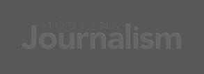 text reading: Montana Journalism
