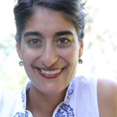 head shot of Gita Saedi Kiely