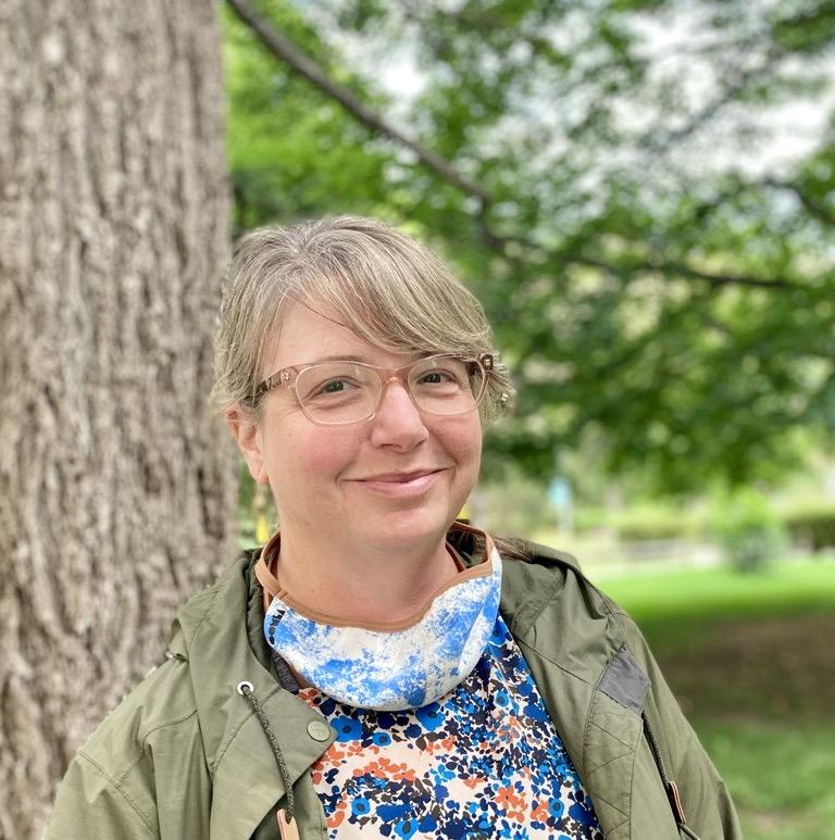 Jule portrait by Kathleen